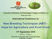 Prezentace z NBT konference